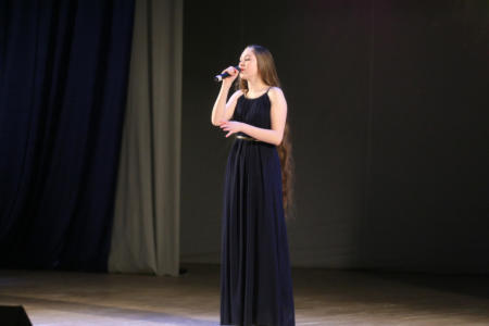 Гала-концерт Лауреатов-2018, Дарья Адгамова, г.Пенза