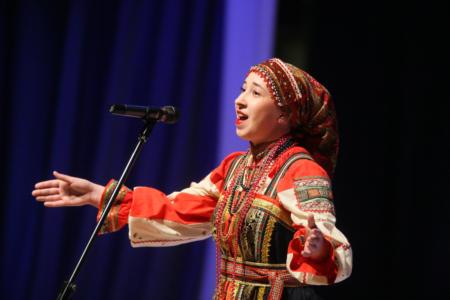 Гала-концерт Лауреатов-2018, Елена Учаева, г.Саранск