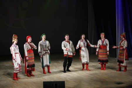 Гала-концерт Лауреатов-2018, ансамбль ГАЙГИ МОРО, г.Саранск