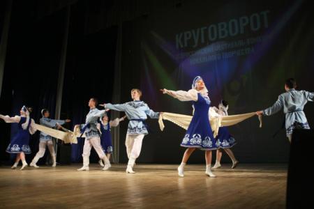 Гала-концерт Лауреатов-2018, гости конкурса - хореографический коллектив DANCE  HOUSE, г.Саранск